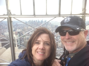 Top of the Empire State Building