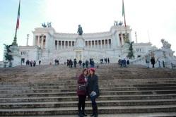 Vittoriano at Piazza Venezia